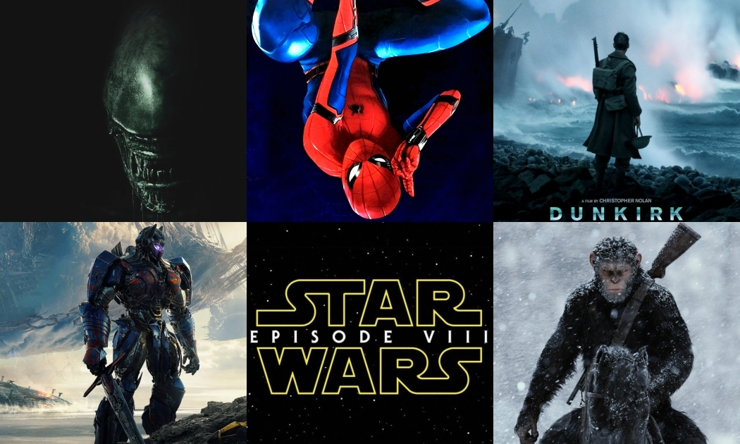 12 Films You Should Not Miss in 2017 (Part 2)