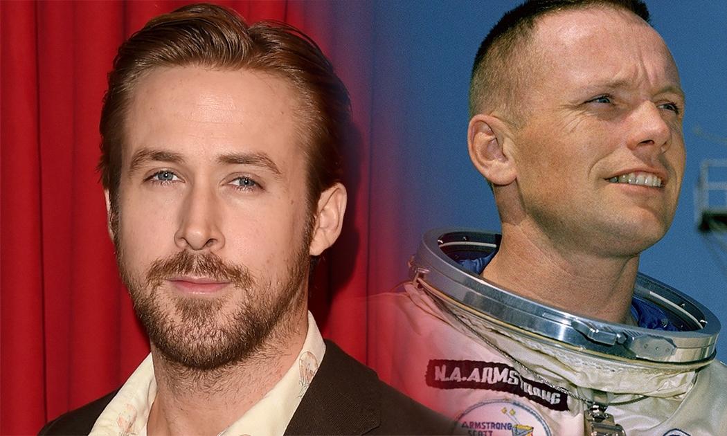Ryan Gosling Perani Astronot Neil Armstrong