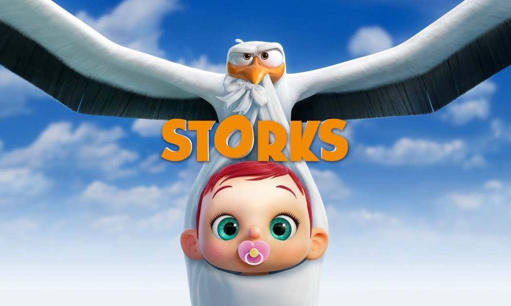 Storks - Make Babies Cool Again