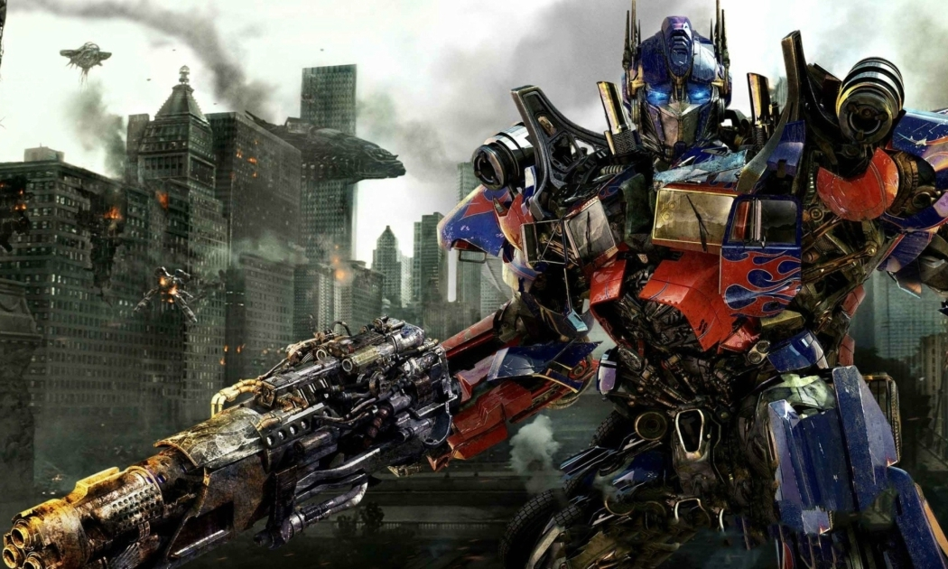 Binge Watch Weekend: The Transformers Series
