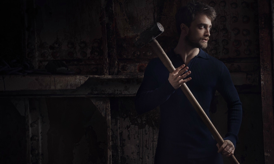 Daniel Radcliffe Is Not a Child Anymore