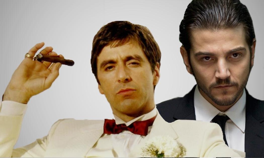 Diego Luna, Tony Montana Baru dalam Remake Scarface