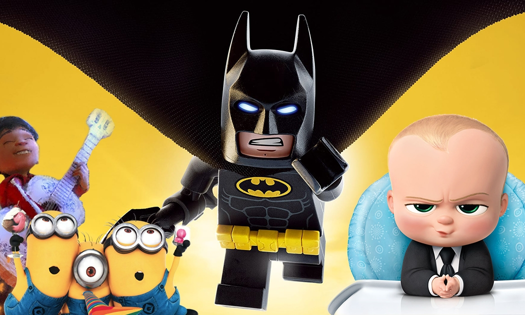 Film Animasi 2017: Lego hingga Sekuel, Semua Menghibur