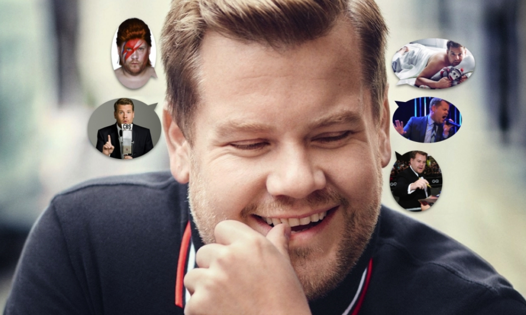 The Chunky Unit with Many Talents: James Corden