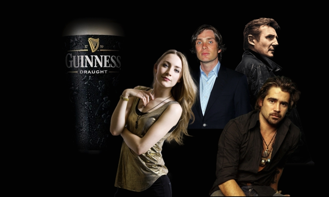 Actors from the Land of Guinness