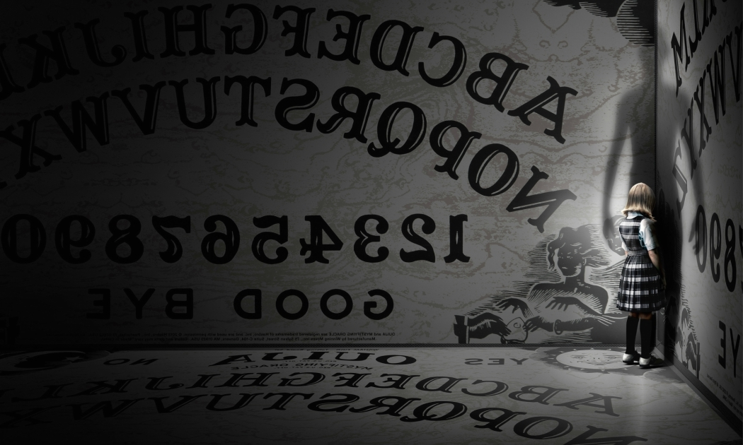 The Beginning of The End - Ouija: Origin of Evil