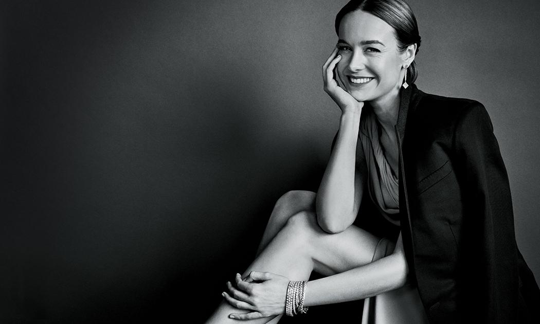 Brie Larson Siap Jadi Capres Perempuan Pertama