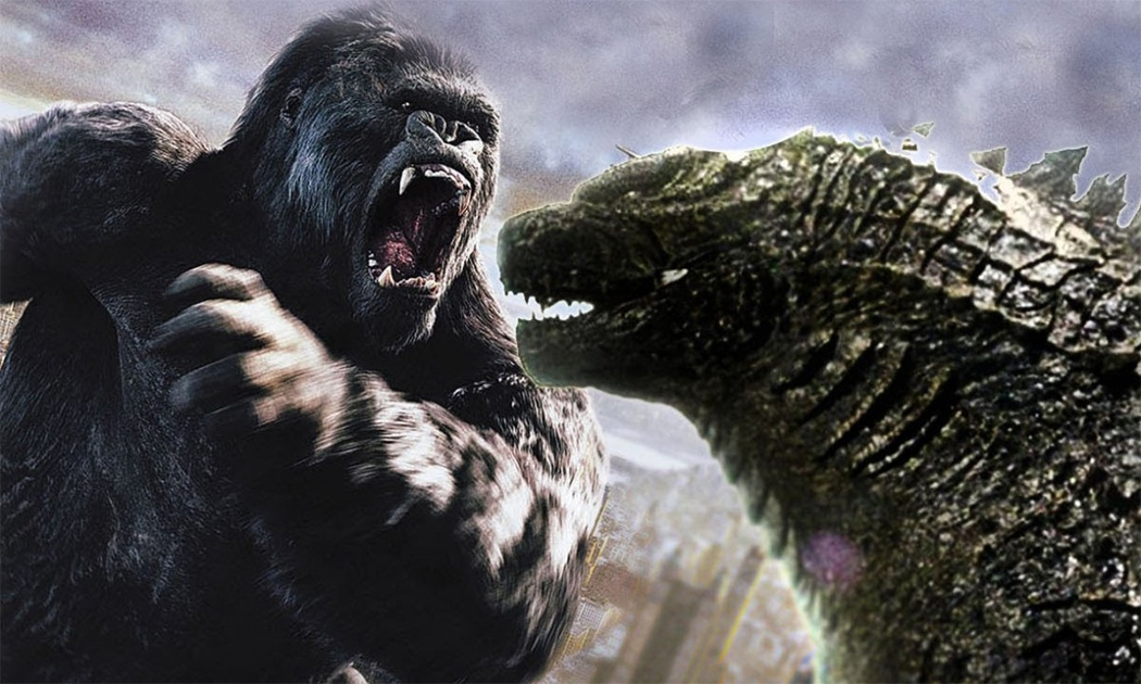 Get Ready for MonsterVerse! It is KONG vs. GODZILLA